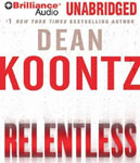 BRILLIANCE AUDIO - Relentless by Dean Koontz
