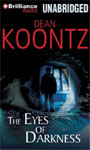 BRILLIANCE AUDIO - The Eyes Of Darkness by Dean Koontz