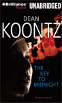 BRILLIANCE AUDIO - The Key To Midnight by Dean Koontz