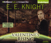 BRILLIANCE AUDIO - Valentines Rising by E.E. Knight