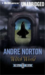 BRILLIANCE AUDIO - Witch World by Andre Norton