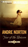 BRILLIANCE AUDIO - Year Of The Unicorn by Andre Norton