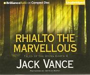 Fantasy Audiobook - Rhialto the Marvellous by Jack Vance