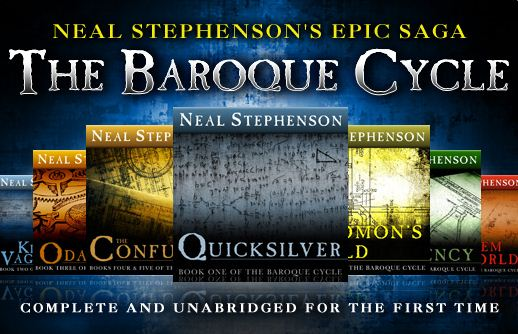 Neal Stephenson's Baroque Cycle : SFFaudio