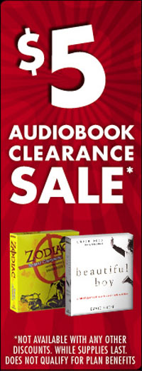 Blackstone Audio Five Dollar Overstock Sale