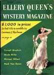 Ellery Queen's Mystery Magazine - September 1956