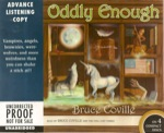 Fantasy Audiobook - Oddly Enough by Bruce Coville