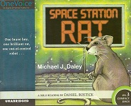 Science Fiction Audiobook - Space Station Rat by Michael J. Daley