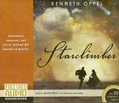 Science Fiction Audiobook - Starclimber by Kenneth Oppel