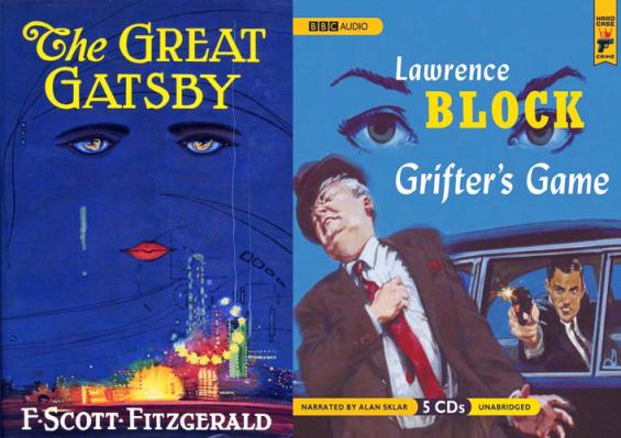 The Great Gatsby and Grifter's Game