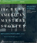 HOUGHTON MIFFLIN AUDIO - The Best American Mystery Stories 2000 edited by Donald E. Westlake