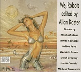 Science Fiction Audiobook - We, Robots edited by Allan Kaster