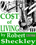 LIBRIVOX - Cost Of Living by Robert Sheckley