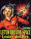 LIBRIVOX - Let'em Breathe Space by Lester del Rey
