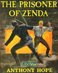 LIBRIVOX - The Prisoner Of Zenda by Anthony Hope