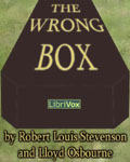 LIBRIVOX - The Wrong Box by Robert Louis Stevenson and Lloyd Osbourne
