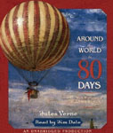 LISTENING LIBRARY - Around The World In Eighty Days by Jules Verne