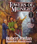 MACMILLAN AUDIO - Towers Of Midnight by Robert Jordan and Brandon Sanderson