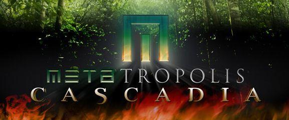 Metatropolis : Cascadia