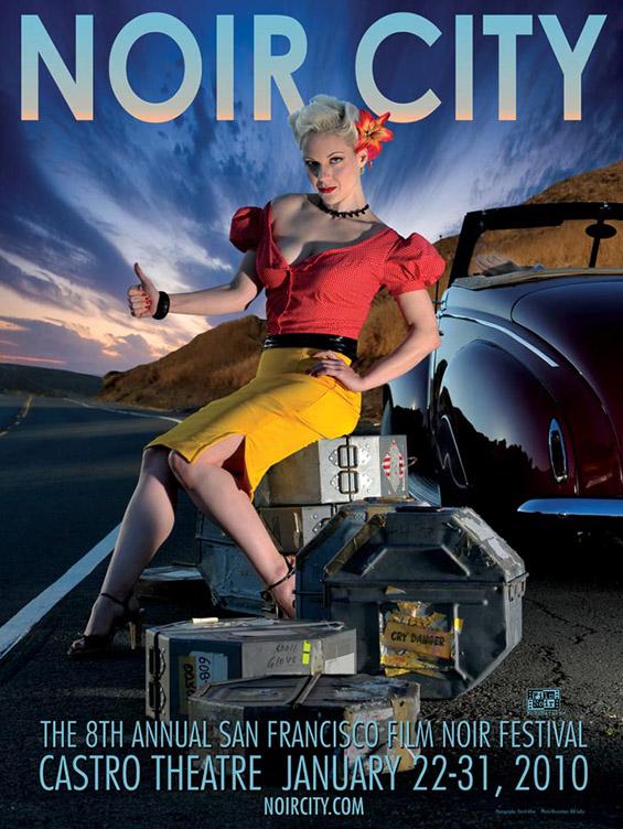 NOIR CITY 2010 - The 8th Annual San Fransisco Film Noir Festival