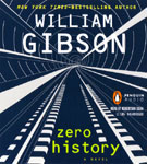 PENGUIN AUDIO - Zero History by William Gibson