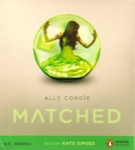 Fantasy Audiobook - Matched by Ally Condie