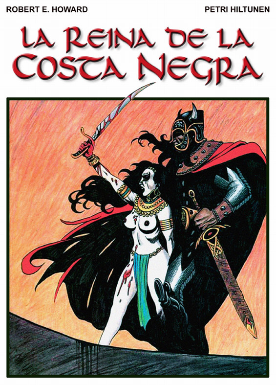 Queen Of The Black Coast -Adapted by Petri Hiltunen