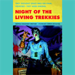 RANDOM HOUSE AUDIO - Night Of The Living Trekkies by Kevin David Anderson and Sam Stall