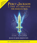 RANDOM HOUSE AUDIO - Percy Jackson And The Olympians: The Demigod Files by Rick Riordan