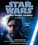 RANDOM HOUSE AUDIO - Star Wars - Clone Wars - Gambit - Stealth