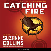 Science Fiction Audiobook - Catching Fire by Suzanne Collins