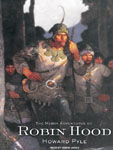 TANTOR MEDIA - The Merry Adventures Of Robin Hood by Howard Pyle