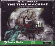 TANTOR MEDIA - The Time Machine by H.G. Wells