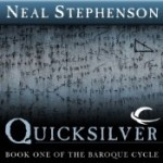 Cover of Quicksilver by Neal Stephenson