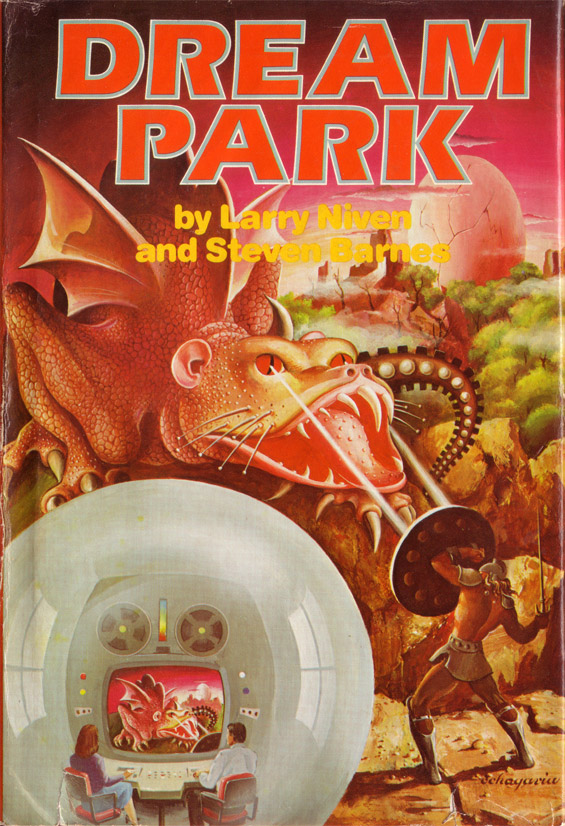 ACE BOOKS - Dream Park by Larry Niven And Steve Barnes