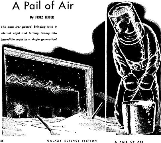 A Pail Of Air by illustrated by Ed Alexander
