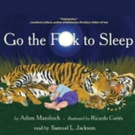 AUDIBLE - Go The Fuck To Sleep by Adam Mansbach