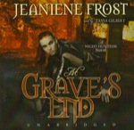 Fantasy Audiobook - At Graves End by Jeaniene Frost