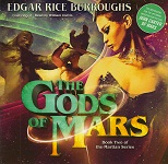 Science Fiction Audiobook - The Gods of Mars by Edgar Rice Burroughs