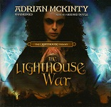 Science Fiction Audiobook - The Lighthouse War by Adrian McKinty