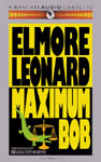BANTAM AUDIO - Maximum Bob by Elmore Leonard