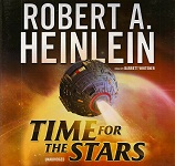 Science Fiction Audiobook - Time for the Stars by Robert A. Heinlen