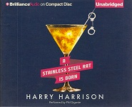 Science Fiction Audiobook - A Stainless Steel Rat is Born by Harry Harrison