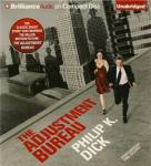 BRILLIANCE AUDIO - The Adjustment Bureau by Philip K. Dick