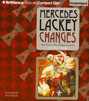 Fantasy Audiobook - Changes by Mercedes Lackey