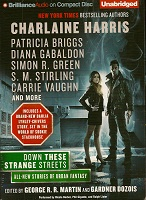 Fantasy Audiobook - Down These Strange Streets, edited by George R.R. Martin and Gardner Dozois
