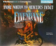 Fantasy Audiobook - Elvenbane by Andre Norton and Mercedes Lackey