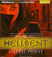 Fantasy Audiobook - Hellbent by Cherie Priest