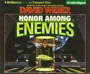 Science Fiction Audiobook - Honor Among Enemies by David Weber