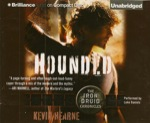 YA Fantasy Audiobook - Hounded by
